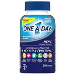One A Day Men's Health Formula Multivitamin/Multimineral Supplement Tablets
