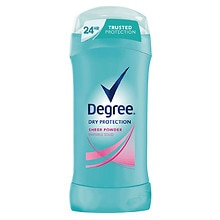 Degree Anti-Perspirant & Deodorant Invisible Solid Sheer Powder