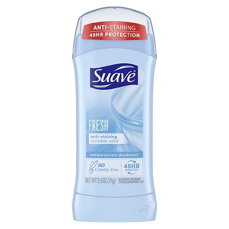 Suave Antiperspirant Deodorant Shower Fresh