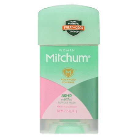 Mitchum for Women Advanced Gel Anti-Perspirant & Deodorant Powder Fresh