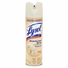 Lysol Disinfectant Spray Vanilla & Blossoms