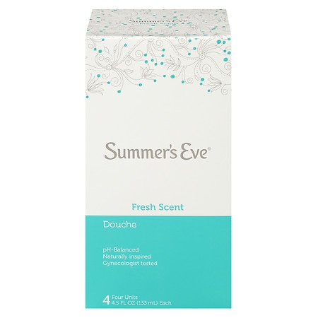 Summer's Eve Douche Fresh
