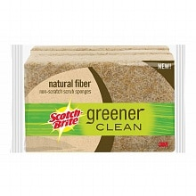 Scotch-Brite Greener Clean Non-Scratch Scrub Sponges