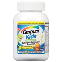 Centrum Kids Chewables Multivitamin, Tablets