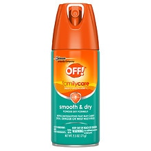 Familycare Smooth & Dry Insect Repellent