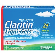 Claritin Allergy Liqui-Gels 10mg