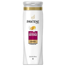 Pantene Pro-V Medium-Thick Hair Solutions Shampoo