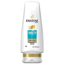 Pantene Pro-V Medium-Thick Hair Solutions Conditioner Frizzy to Smooth