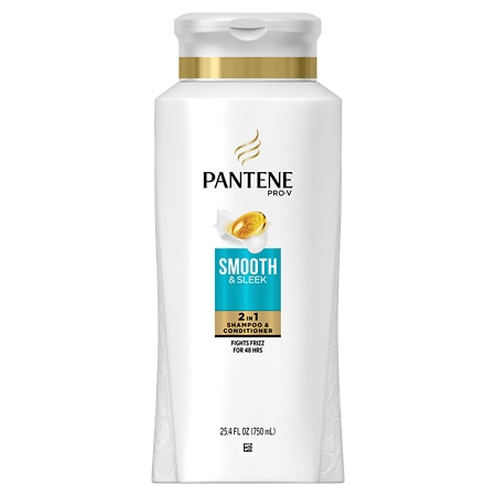 Pantene Pro-V 2in1 Medium-Thick Hair Solutions Shampoo & Conditioner