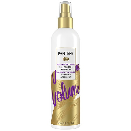 Pantene Pro-V Volume Non-Aerosol Hairspray, Flexible Hold