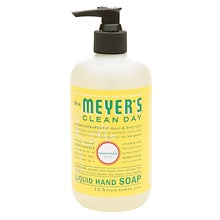 Mrs. Meyer's Clean Day Liquid Hand Soap Honeysuckle