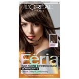 L'Oreal Paris Feria Multi-Faceted Shimmering Colour 3x Highlights, Permanent Espresso 40