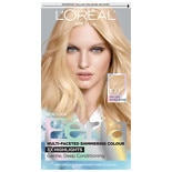 L'Oreal Paris Feria Multi-Faceted Shimmering Colour 3x Highlights, Permanent Very Light Natural Blonde 100