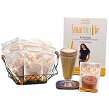 Smart for Life 21 Shake Pouch Pack, variety