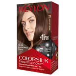 Revlon Colorsilk Beautiful Color Permanent Hair Color Dark Soft Brown 33