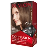 Revlon Colorsilk Beautiful Color Permanent Hair Color Medium Ash Brown 40