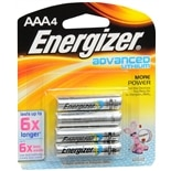 Energizer Advanced Lithium Batteries AAA