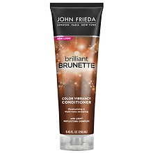 John Frieda Brilliant Brunette Shine Release Moisturizing Conditioner