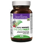 Save 40% on New Chapter vitamins & supplements
