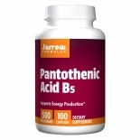 Jarrow Formulas Pantothenic Acid, B5