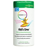 Kids One MultiStars Chewable Multivitamin/Mineral Fruit Punch