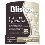 Blistex Five Star Lip Protectant/Sunscreen SPF 30
