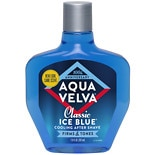 Aqua Velva Cooling After Shave Classic Ice Blue