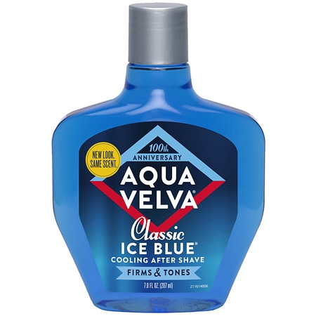 Aqua Velva Classic Ice Blue After Shave Classic Ice Blue