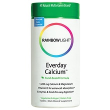 Rainbow Light Everyday Calcium