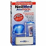 NeilMed NasaDock plus Drying and Storage Kit