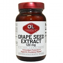 Grape Seed Extract 120mg