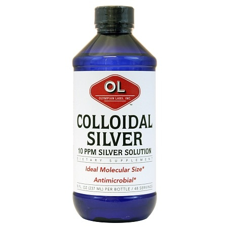 Olympian Labs Colloidal Silver