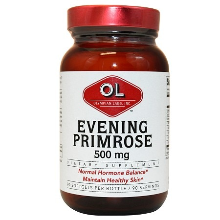 Olympian Labs Evening Primrose Oil 500mg