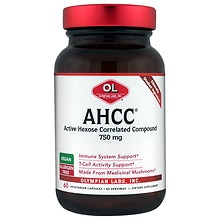 Olympian Labs AHCC 750mg