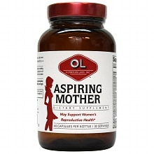 Olympian Labs Aspiring Mother Premium Multivitamin