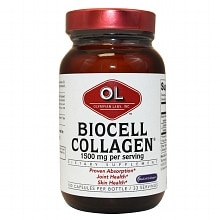 Biocell Collagen II, Capsules