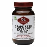 Olympian Labs Grape Seed, Naturopathic 400mg