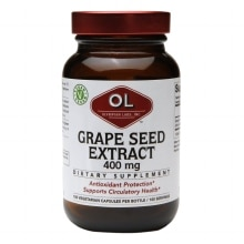 Grape Seed, Naturopathic 400mg