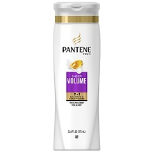 Pantene Pro-V Fine Hair Solutions 2 in 1 Shampoo & Conditioner