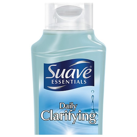 Suave Daily Clarifying Shampoo, Normal to Oily Hair