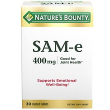 Nature's Bounty SAM-e 400mg, Double Strength