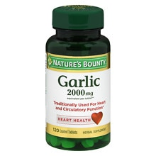 Nature's Bounty Odor-Free Garlic 1200 mg