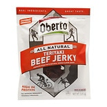 Oh Boy! Oberto All Natural Beef Jerky Terikyaki