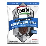Oberto All Natural Beef Jerky Peppered