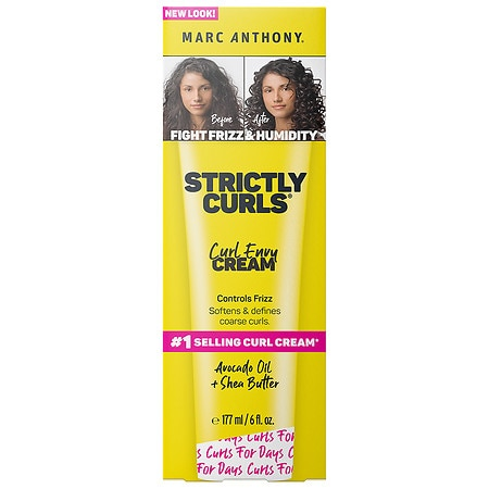 Marc Anthony True Professional Strictly Curls Curl Envy Perfect Curl Cream