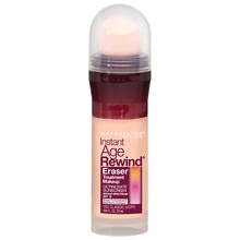 Maybelline Instant Age Rewind Eraser Treatment Liquid Makeup SPF 18 Classic Ivory 150