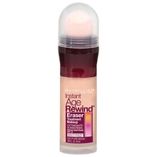 Maybelline Instant Age Rewind Eraser Treatment Liquid Makeup SPF 18 Pure Beige