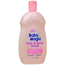 Baby Magic Hair & Body Wash Original