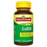 Nature Made CoQ10, 30mg, Softgels