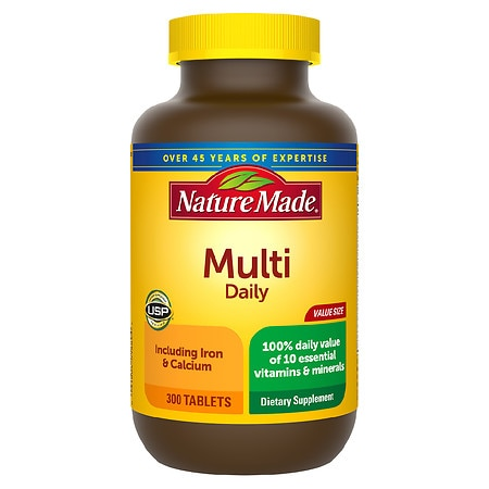 Nature Made Multivitamin